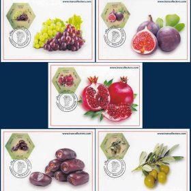 مگزیموم کارت تمبر میوه های بهشتی 1399